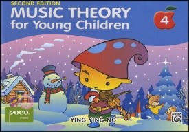 Ng: Music Theory for Young Children Book 4 published by Alfred