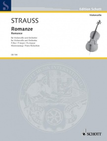 Strauss: Romance in F for Cello published by Schott