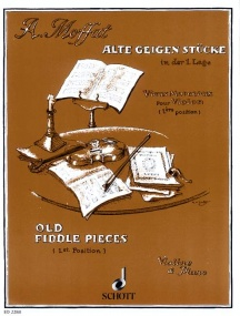 Old Fiddle Pieces published by Schott