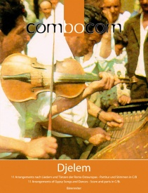 Combocom - Music for Flexible Ensemble - Djelem published by Barenreiter