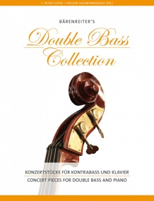 Concert Pieces for Double Bass and Piano published by Barenreiter