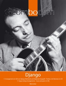 Combocom - Music for Flexible Ensemble - Django published by Barenreiter