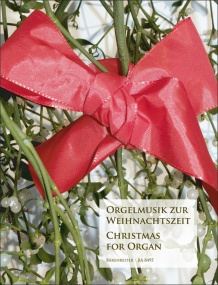Christmas for Organ published by Barenreiter