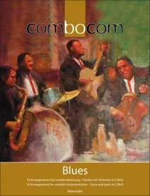 Combocom - Music for Flexible Ensemble - Blues published by Barenreiter