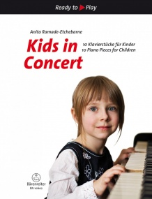 Etchebarne: Kids in Concert for Piano published by Barenreiter