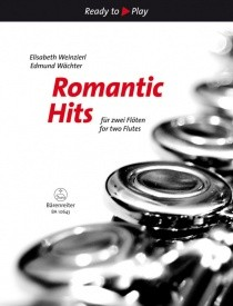 Romantic Hits for 2 Flutes published by Barenreiter