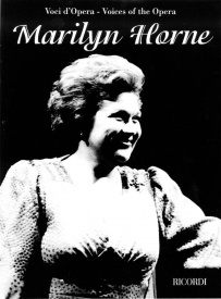 Voices of the Opera: Marilyn Horne published by Ricordi