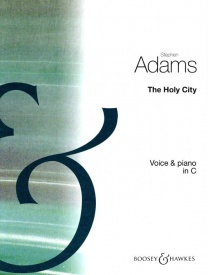 Adams: The Holy City in C published by Boosey and Hawkes
