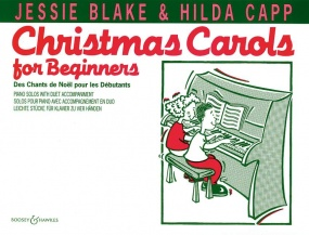Christmas Carols for Beginners for Piano published by Boosey and Hawkes