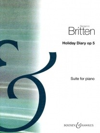 Holiday Diary Opus 5 for Piano published by Boosey & Hawkes