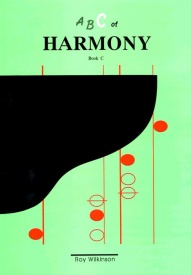 The ABC of Harmony Book C published by Boosey and Hawkes