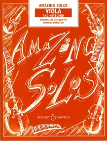 Amazing Solos for Viola published by Boosey and Hawkes