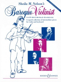 Baroque Violinist published by Boosey and Hawkes