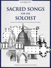 Sacred Songs For The Soloist (Medium Low) published by Boosey & Hawkes