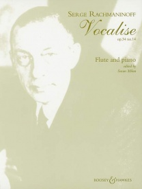 Rachmaninov: Vocalise for Flute published by Boosey & Hawkes
