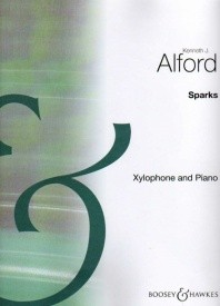 Alford: Sparks for Xylophone published by Boosey & Hawkes