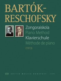 Bartok-Reschofsky Piano Method published by EMB