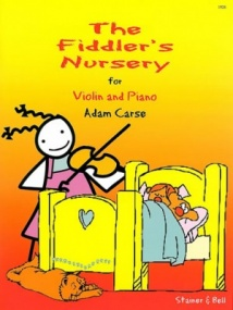 Carse: Fiddler's Nursery for Violin published by Stainer and Bell