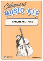 Classical Music Kit - Marche Militaire for Flexible Ensemble published by Middle Eight