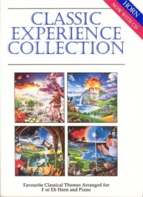 Classic Experience Collection for Horn published by Cramer Music