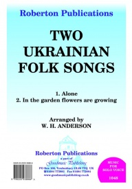 Anderson: 2 Ukrainian Folksongs published by Roberton