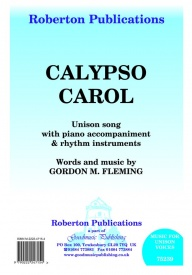 Calypso Carol 2-part by Fleming published by Goodmusic