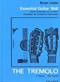 Essential Guitar Skill: The Tremolo published by Ricordi