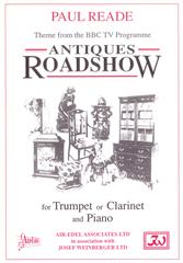 Reade: Theme from Antiques Roadshow for Trumpet published by Weinberger