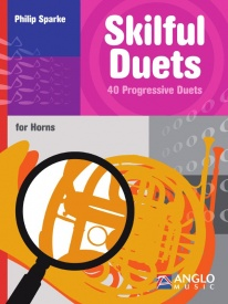 Sparke: Skilful Duets for Horns published by Anglo Music