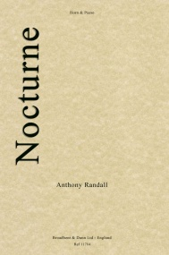 Randall: Nocturne for Horn published by Broadbent & Dunn