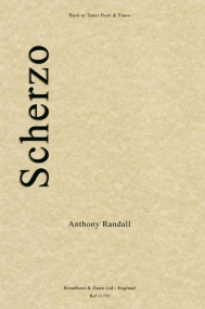 Randall: Scherzo for Horn published by Broadbent & Dunn