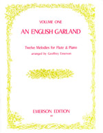 An English Garden for Flute arr by Emerson