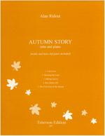 Ridout: Autumn Story for Tuba published by Emerson