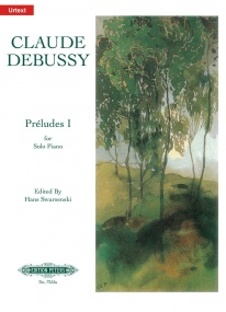Debussy: Preludes I for Piano published by Peters