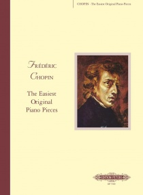 Chopin: Album of Easy Original Pieces for Piano published by Peters