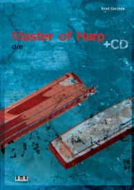 Master of Harp - A comprehensive harmonica method published by AMA