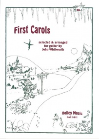 First Carols for Guitar published by Holley Music