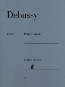 Debussy: Pour le Piano published by Henle