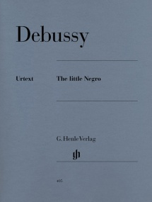 Debussy: The Little Negro for Piano published by Henle