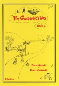 The Guitarist's Way Book 1 published by Holley Music