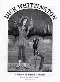 Dick Whittington (Pupil's Book) by Campbell published by DC Music