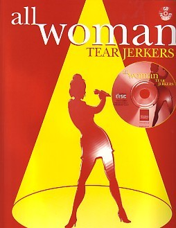 All Woman Tearjerkers Book & CD published by Faber