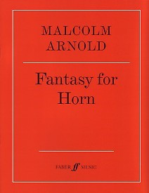 Fantasy for Solo Horn by Arnold published by Faber