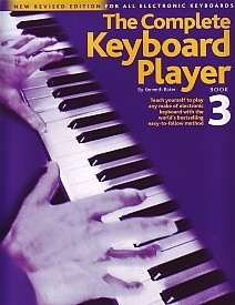 Complete Keyboard Player 3 Revised edition published by Wise