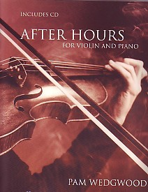 After Hours for Violin Book & CD published by Faber