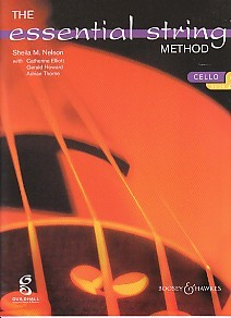 Essential String Method 2 for Cello published by Boosey and Hawkes
