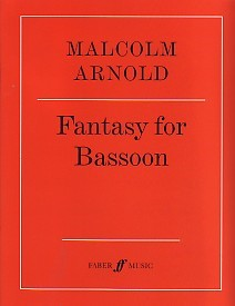 Arnold: Fantasy for Bassoon published by Faber