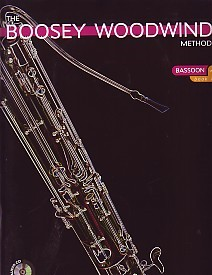 Boosey Woodwind Method 1 Book & CD for Bassoon