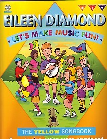 Let's Make Music Fun - The Yellow Songbook Book & CD by Diamond