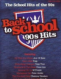 Back To School 90s Hits published by Wise